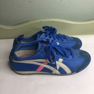 Onitsuka tiger shoes sneakers women size 6.5